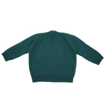 Load image into Gallery viewer, Forrest Green Oversized Knit