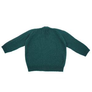 Forrest Green Oversized Knit