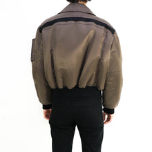 Load image into Gallery viewer, 3D Pocket Flight Bomber Jacket