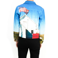 Load image into Gallery viewer, Schoolhouse Denim Jacket