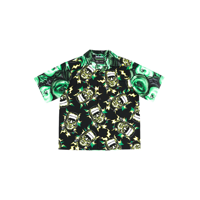Acid Green Frankensteins Monster Shirt