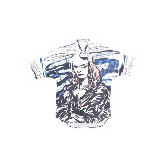 Mona Lisa Shortsleeve Shirt