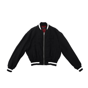 Cropped College Bomber