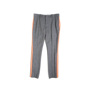 Side Striped Runway Trousers