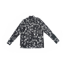 Load image into Gallery viewer, Black Floral Shirt