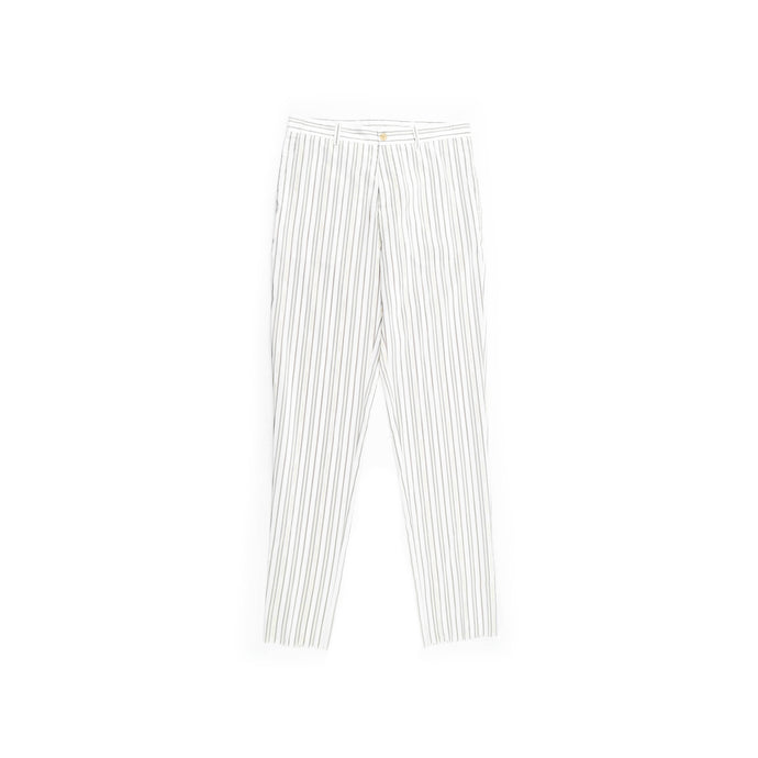 Christian Dior Logo Silk Trousers