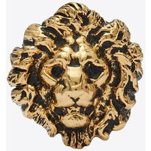 Load image into Gallery viewer, Golden Lion Ring