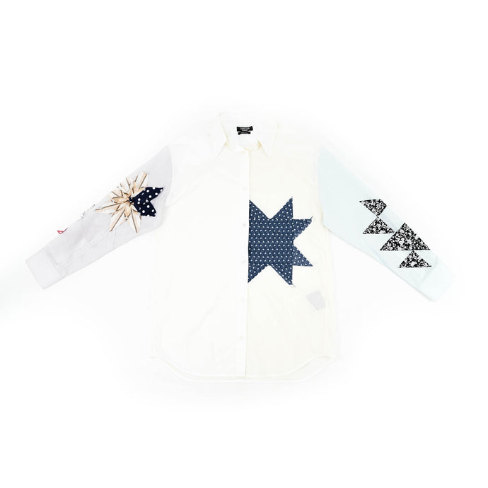 Star Patchwork Shirt