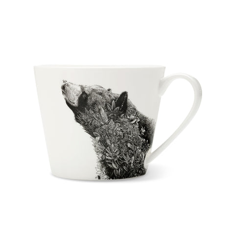 Asiatic Black Bear - Maxwell & Williams Mug
