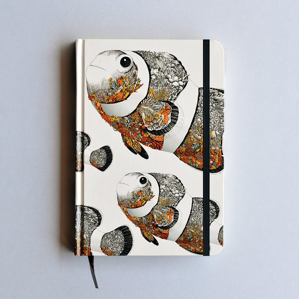 Clownfish - Hard Cover Writing Journal