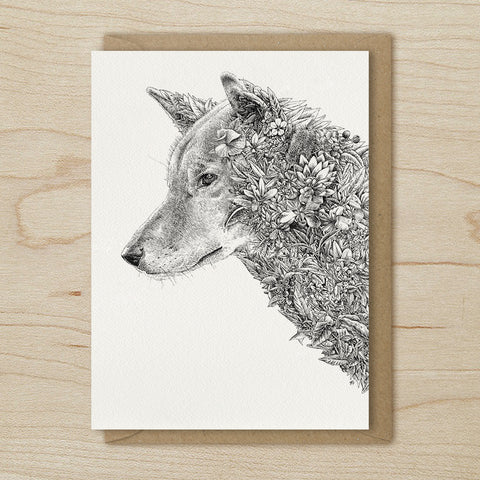 Dingo - Greeting Cards