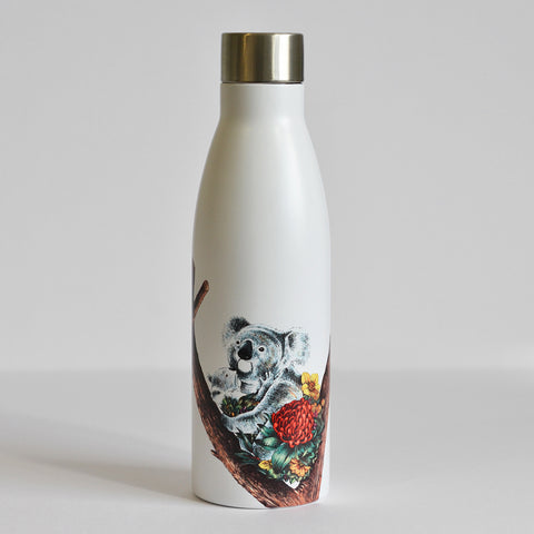 Koala Cuddle - Double Wall Insulated Bottle 500ml