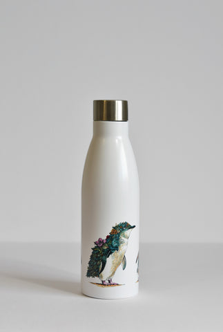 Penguin Parade - Double Wall Insulated Bottle 500ml
