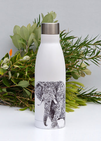 Elephant - Double Wall Insulated Bottle 500ml