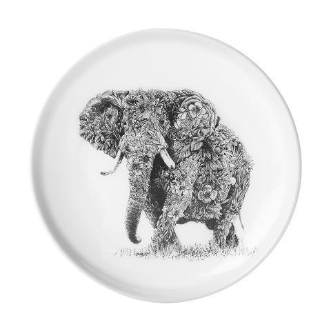 African Elephant - Maxwell & Williams Plate/Dish