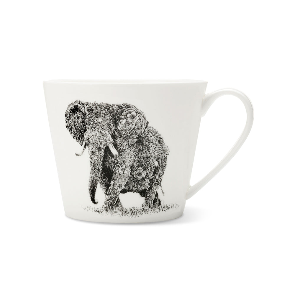 African Elephant - Maxwell & Williams Mug