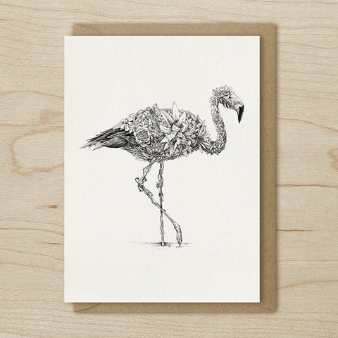 Andean Flamingo - Greeting Cards