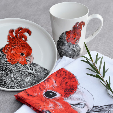 Gang-Gang Cockatoo - Maxwell & Williams Plate