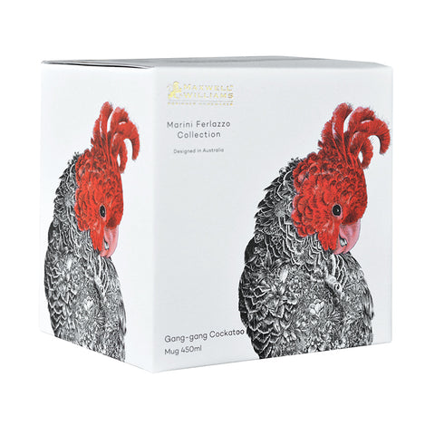 Gang-Gang Cockatoo - Maxwell & Williams Mug