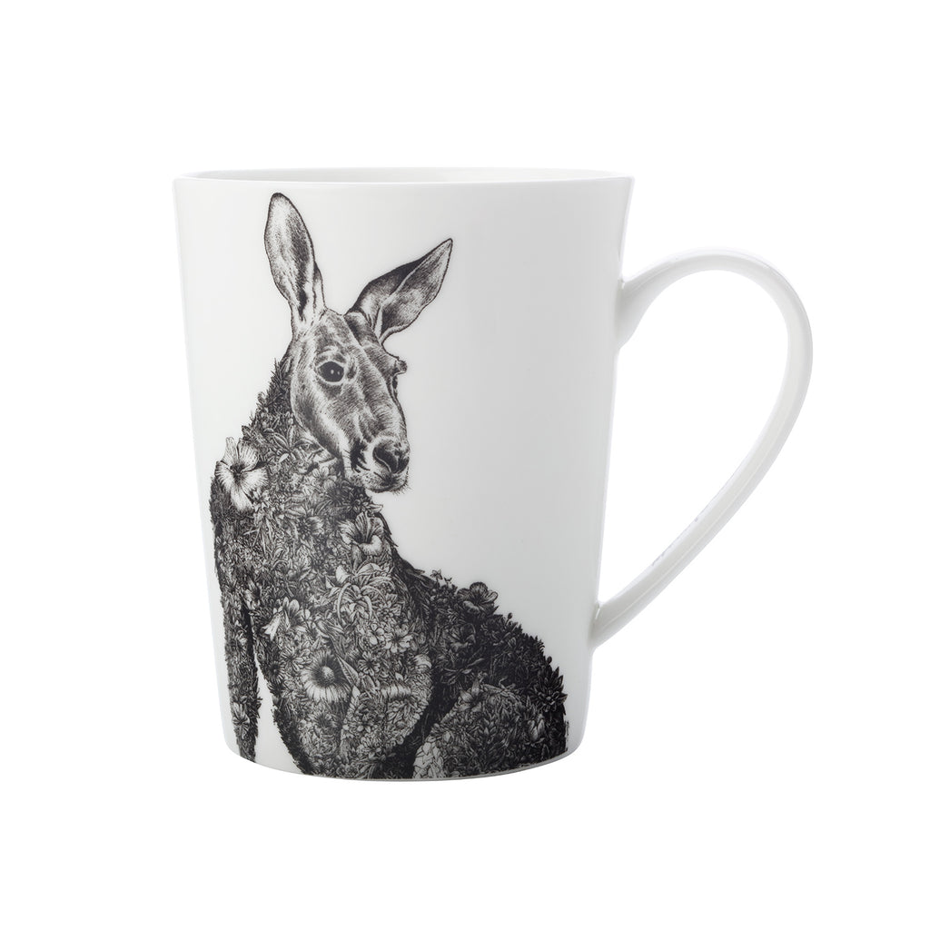 Red Kangaroo - Maxwell & Williams Mug