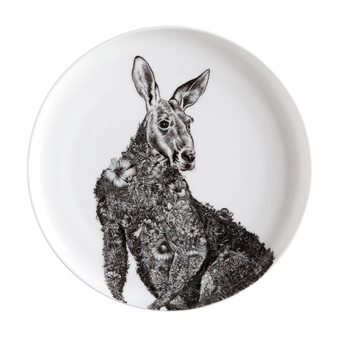 Red Kangaroo - Maxwell & Williams Plate/Dish