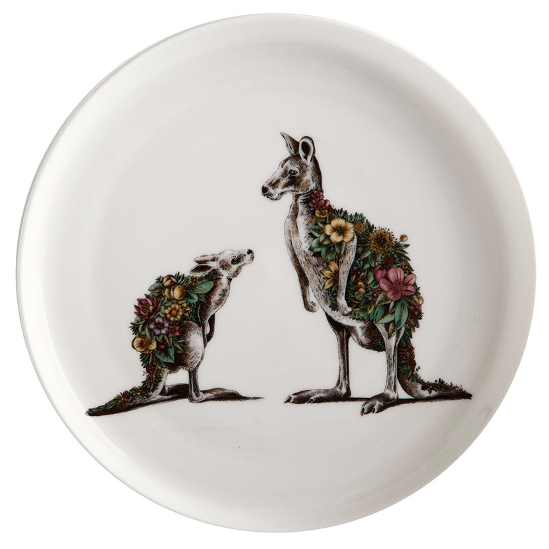 Kangaroo & Joey - Maxwell & Williams Plate
