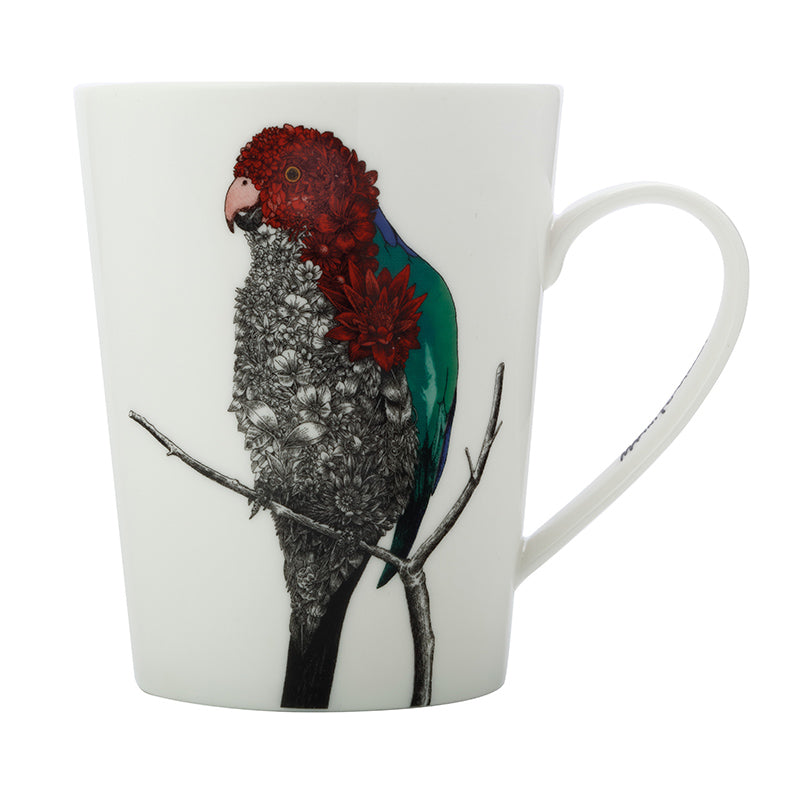 Australian King Parrot - Maxwell & Williams Mug
