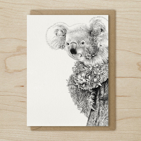 Koala - Greeting Cards