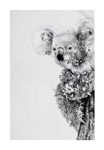 Koala - Tea Towel