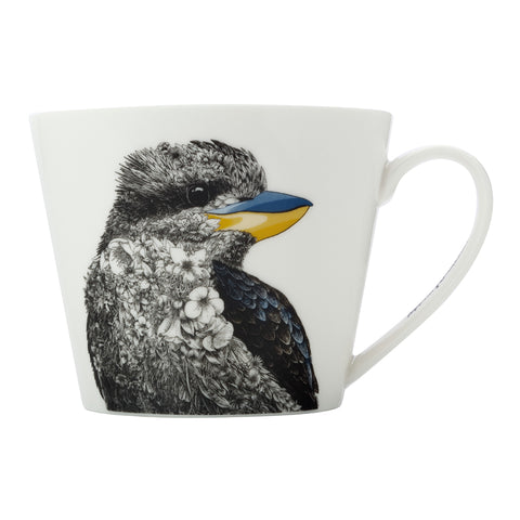 Laughing Kookaburra - Maxwell & Williams Mug