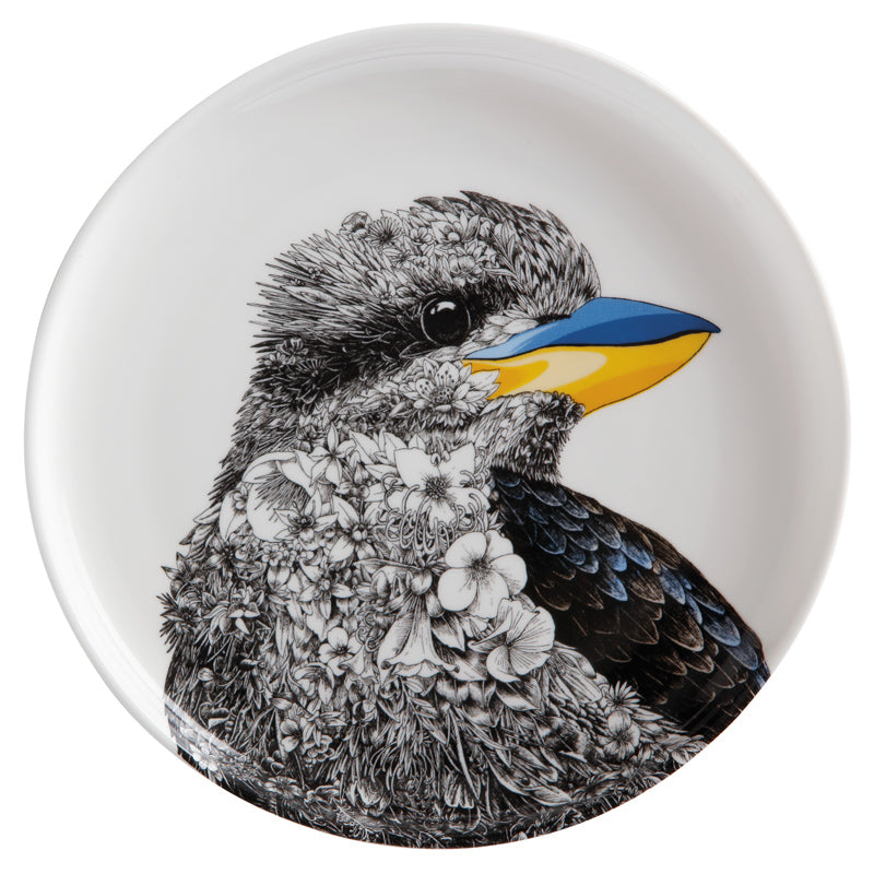 Laughing Kookaburra - Maxwell & Williams Plate