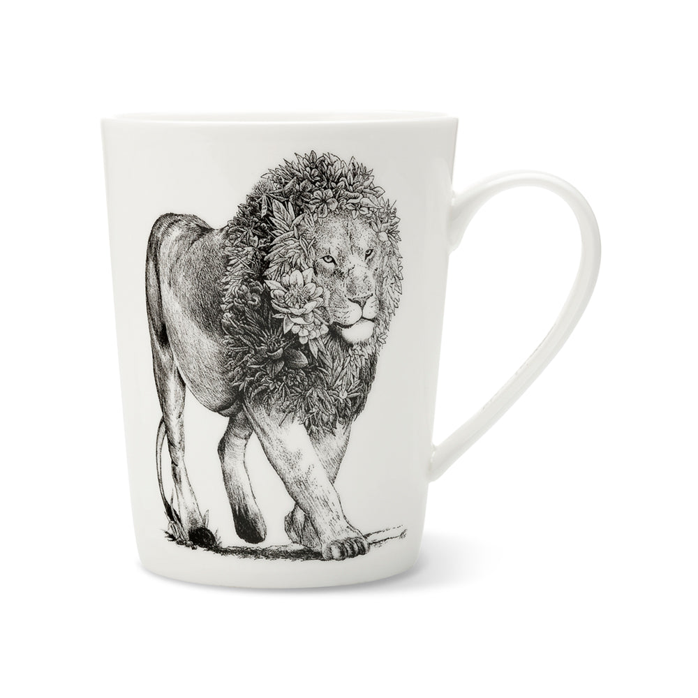 African Lion - Maxwell & Williams Mug