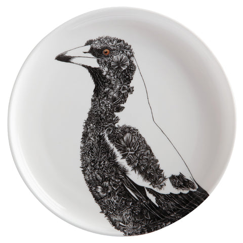 Magpie - Maxwell & Williams Plate