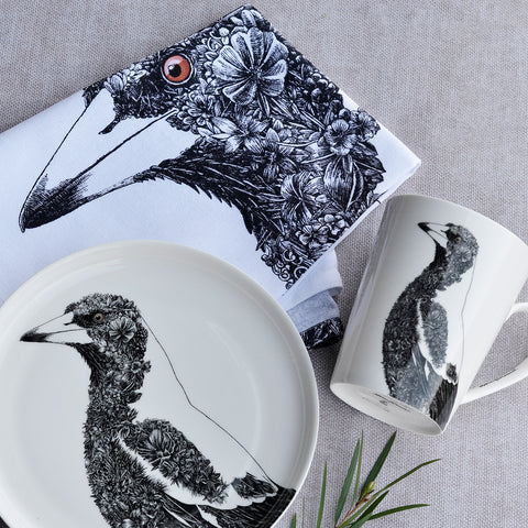 Magpie - Maxwell & Williams Mug