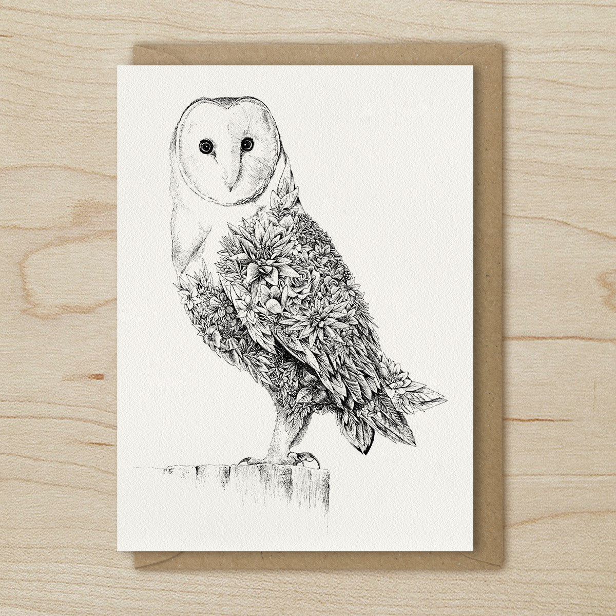 Barn owl greeting cards marini ferlazzo art for wildlife barn owl greeting cards m4hsunfo