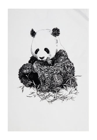 Giant Panda - Tea Towel