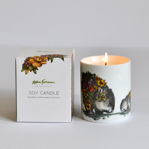 Wombat & Joey - Soy Candle
