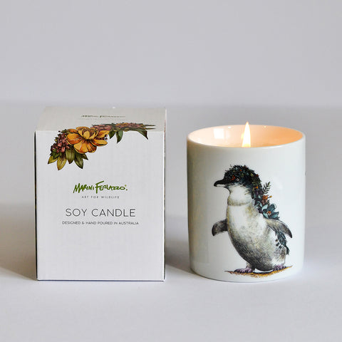 Penguin Parade - Soy Candle