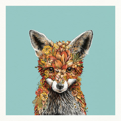 Red Fox - Giclée Print