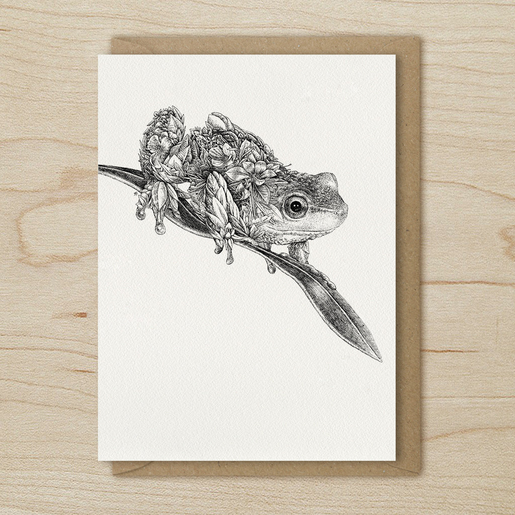 Spotted Tree Frog - Greeting Cards