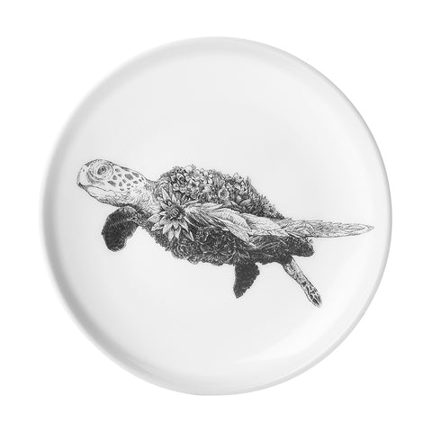 Green Sea Turtle - Maxwell & Williams Plate/Dish