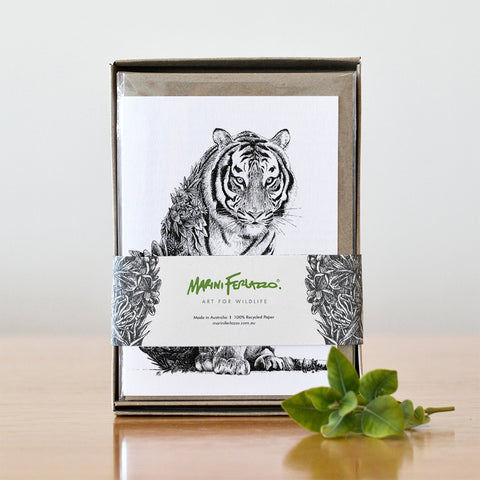 Wildlife Greeting Card Set 2