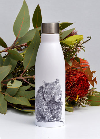 Wombat - Double Wall Insulated Bottle 500ml