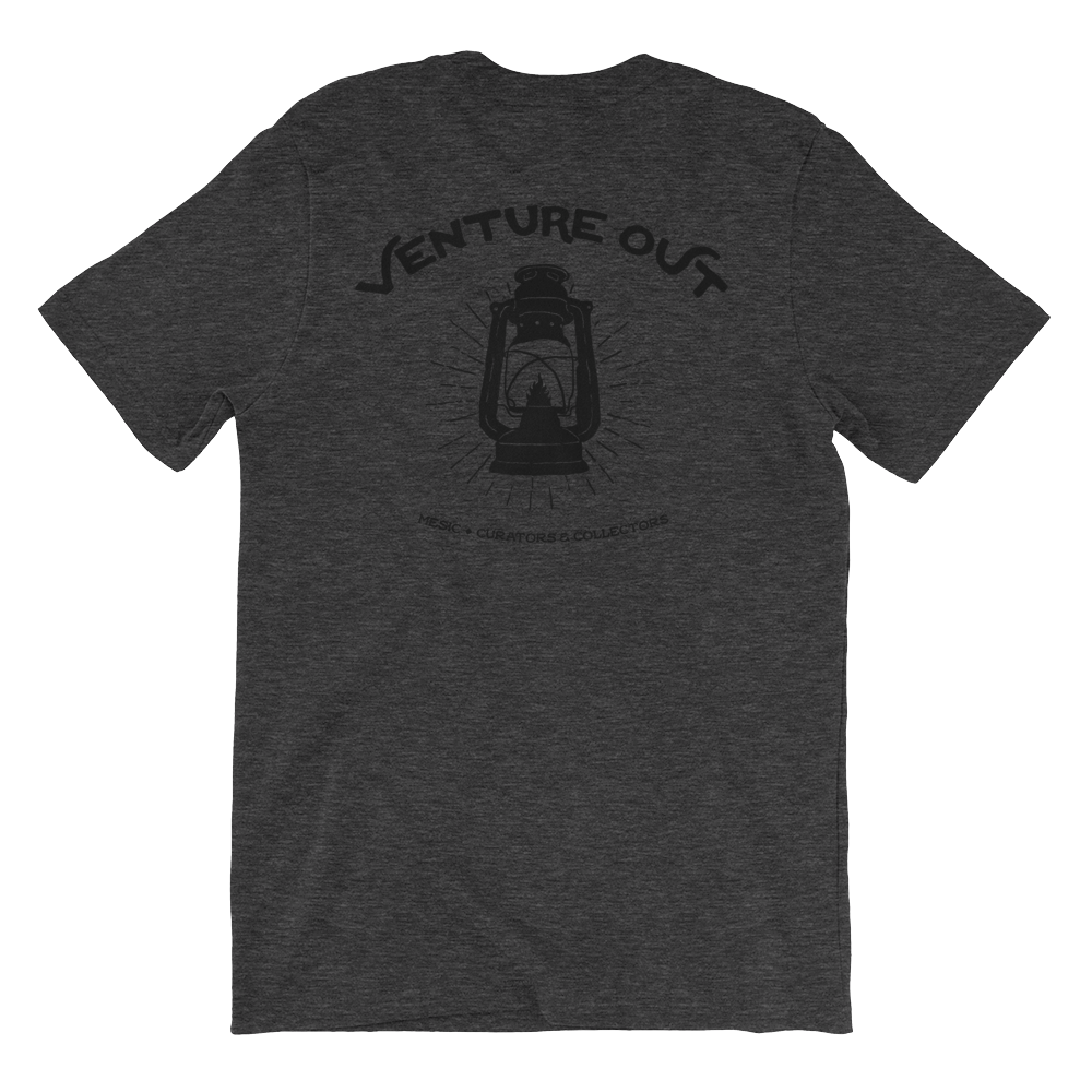 Venture Out Tee | Dark Heather Gray
