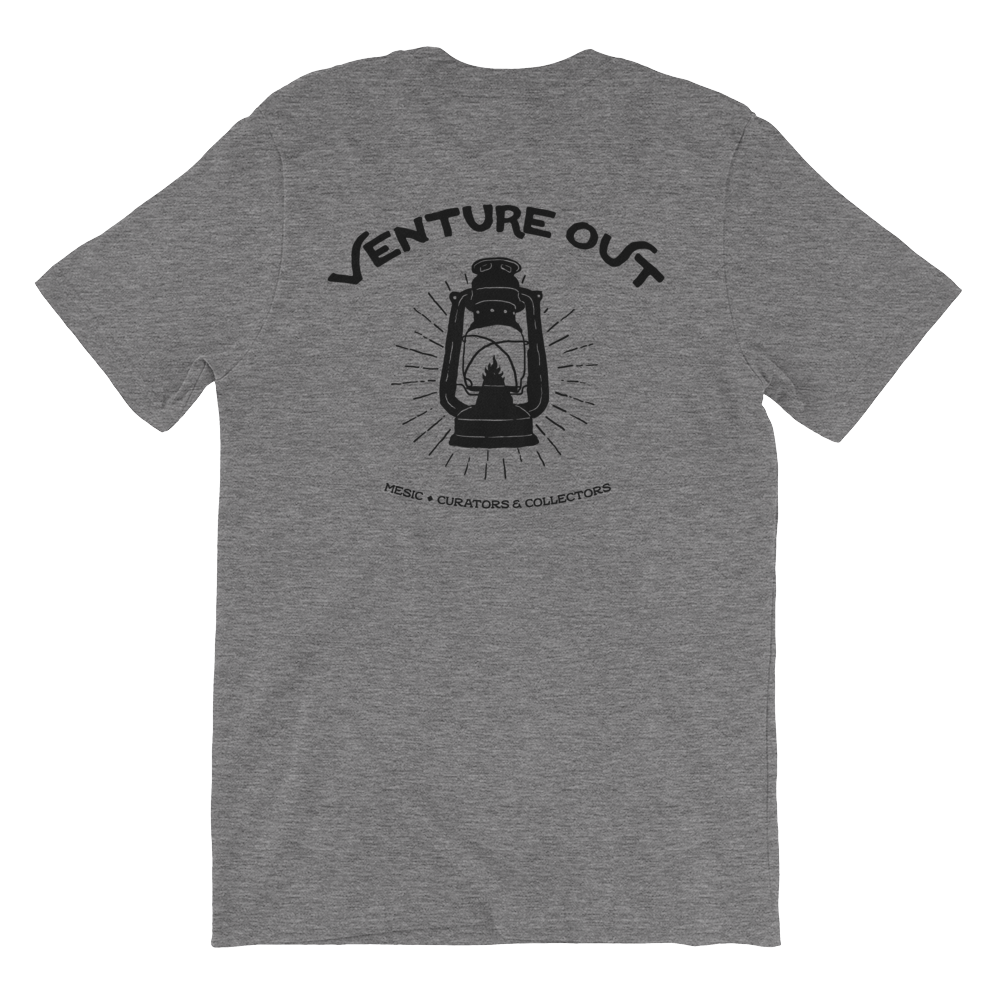 Venture Out Tee | Heather Gray
