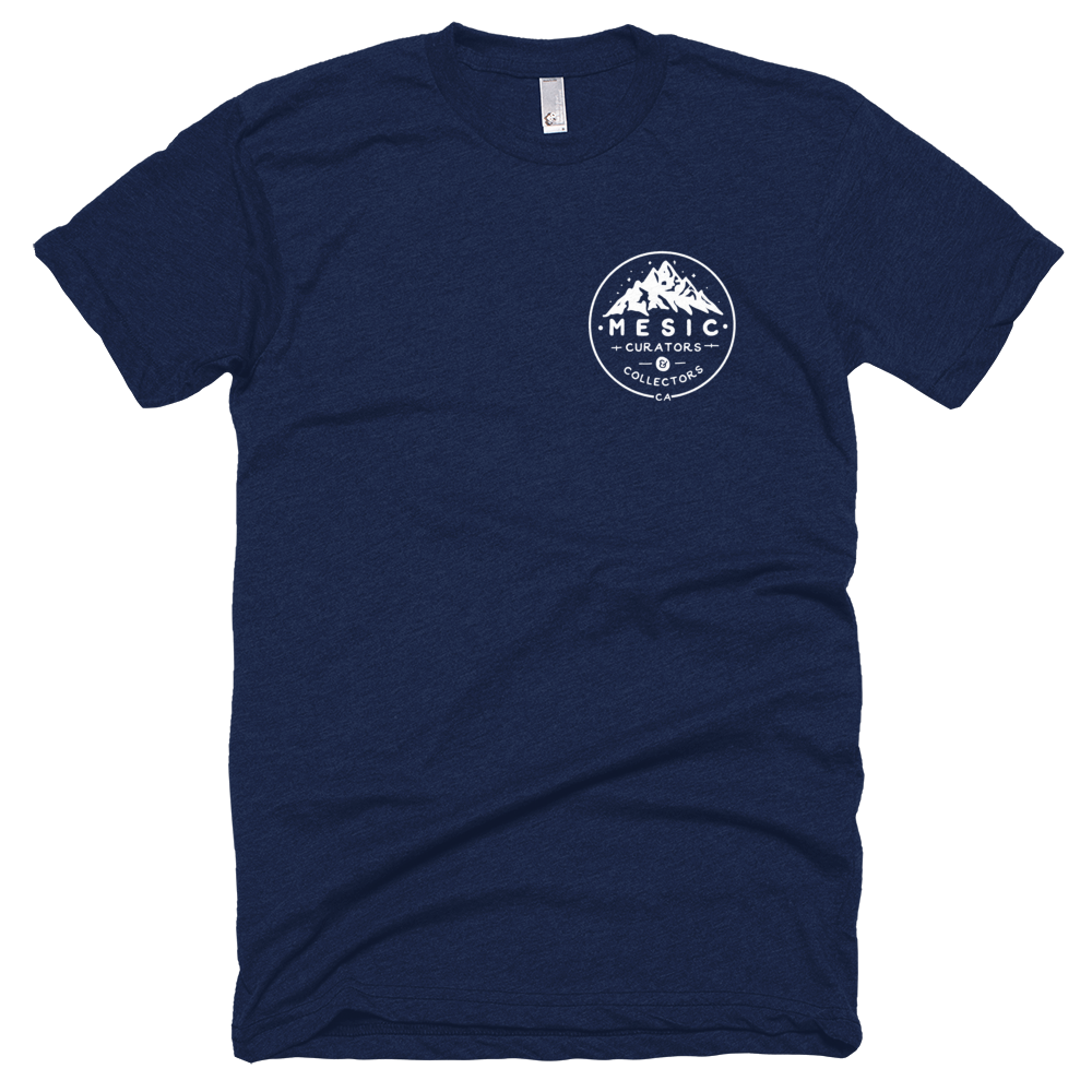 Summit Tee | Navy