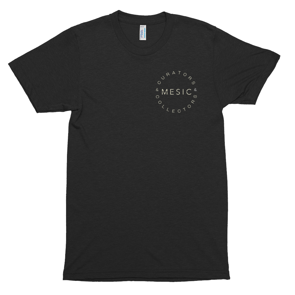 Curators & Collectors Tee | Black