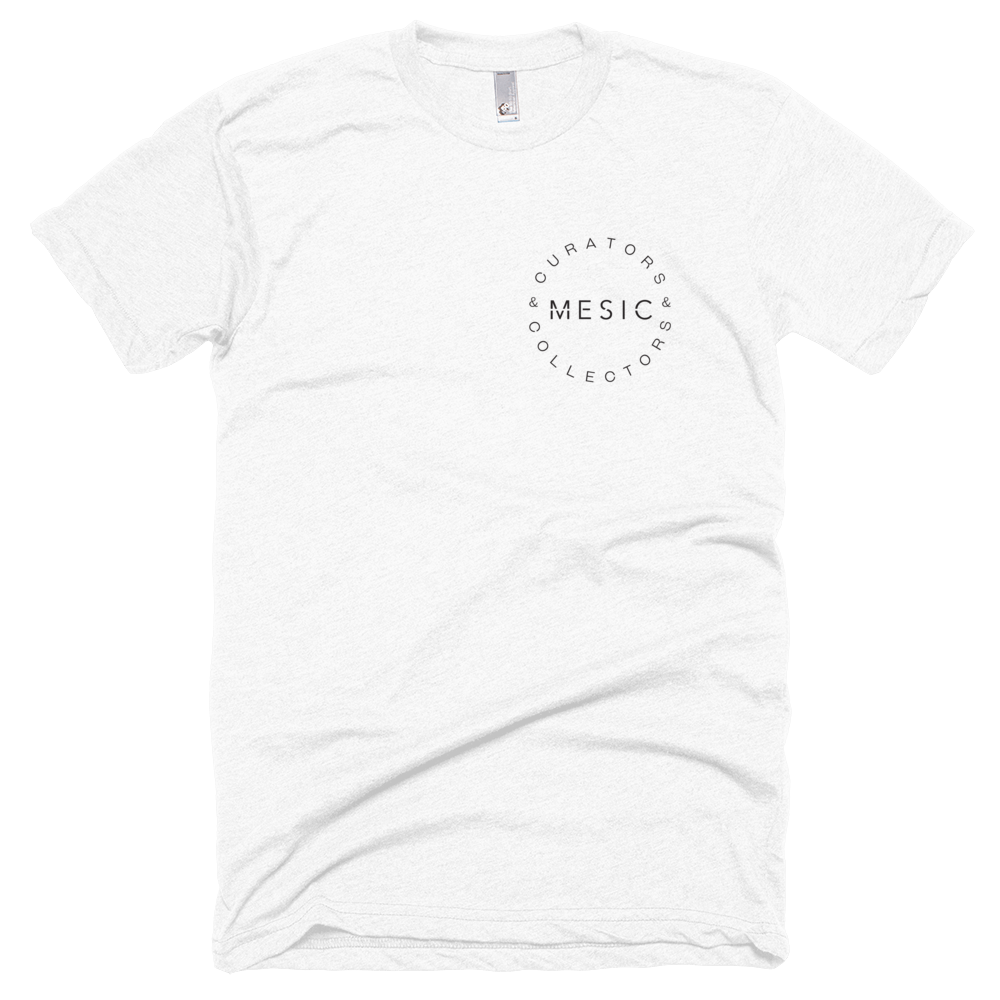 Curators & Collectors Tee | White