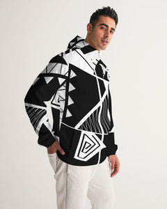 For The Tribe - Windbreaker - Black And White-Jackets-Equris