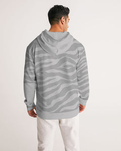 Reflect God's Image - Premium Hoodie - Gray Tiger-Hoodie-Equris